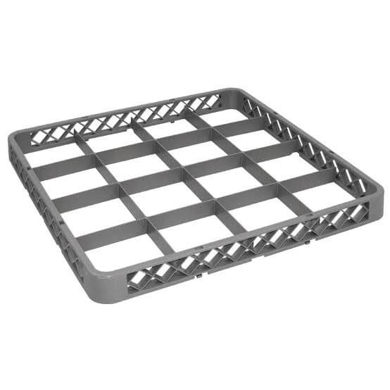 DISH RACK EXTENDER 16 COMPARTMENT - Cater-Care