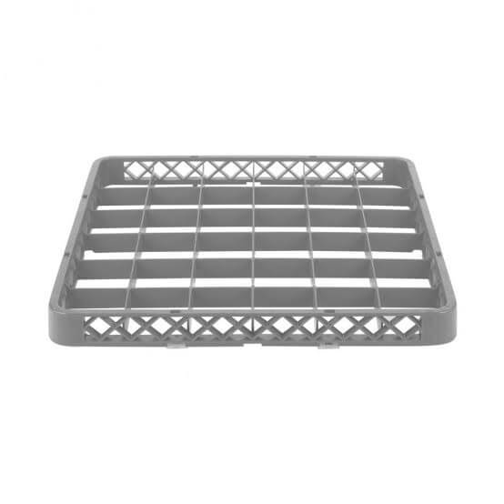 DISH RACK EXTENDER 36 COMPARTMENT - cater-care
