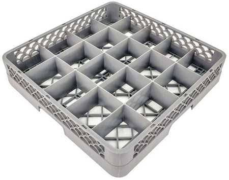 DISH RACK GLASS 20 COMPARTMENT - cater-care