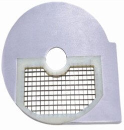 VEG PROCESSING DICING BLADE D8 : 8X8X8MM ( D8 WORK WITH H8 ,OTHER BLADE WORK WITH H10 ) - cater-care