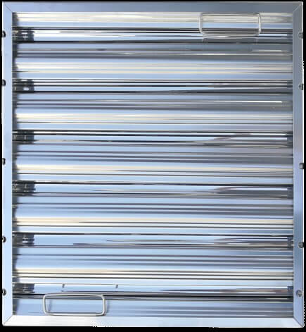 FAT FILTER STAINLESS STEEL - cater-care