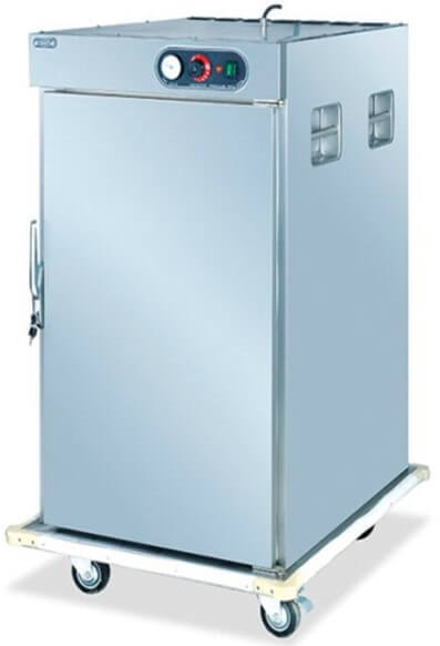 FOOD WARMING CABINET HALF SIZE - cater-care