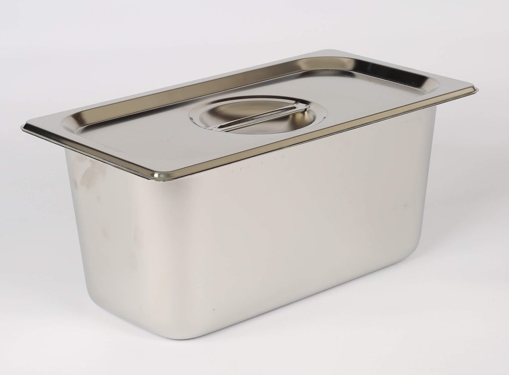 INSERT S/STEEL THIRD LID PREMIUM - Cater-Care