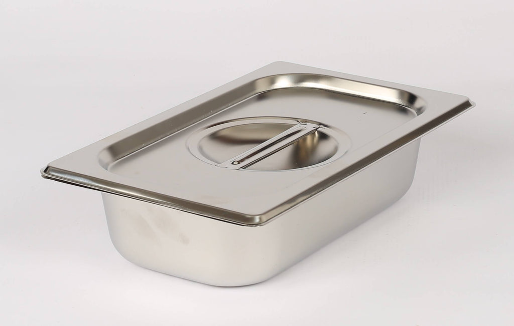 INSERT S/STEEL - QUARTER LID VALUE - cater-care