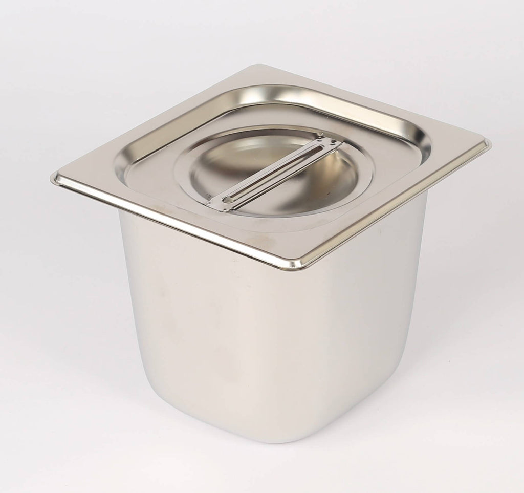 INSERT S/STEEL - SIXTH LID VALUE - cater-care
