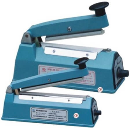 HAND IMPULSE SEALER 200MM BAR - cater-care