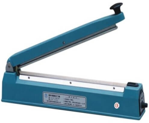 HAND IMPULSE SEALER 500MM BAR - cater-care