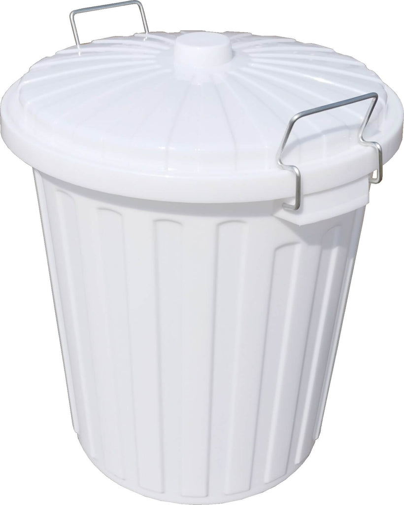 INGREDIENT BIN WHITE 55Lt  INCLUDES LID - cater-care