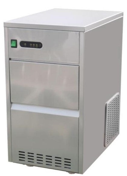 20 KG UNDERCOUNTER ICE MACHINE BULLET ICE - cater-care