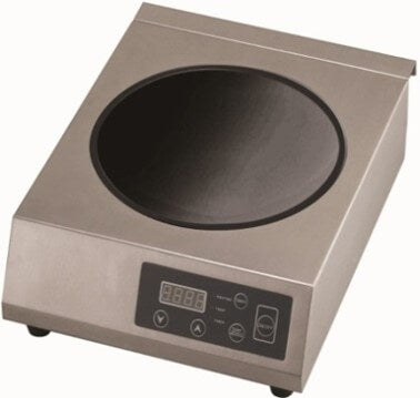 INDUCTION-WOK-COUNTER-TOP, 500 TO 3500 WATT - cater-care