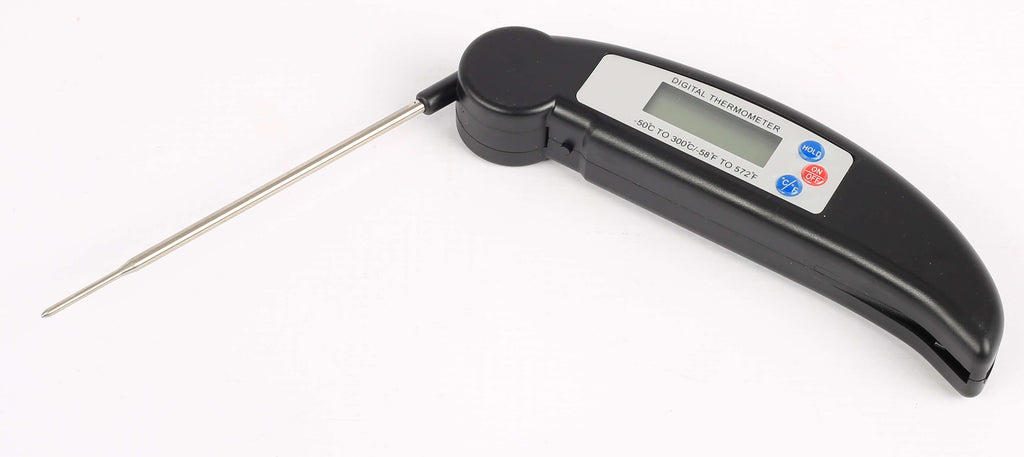 THERMOMETER DIGITAL WITH ROTARY PROBE (-50°C to 300°C) - cater-care