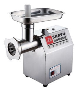 TABLE TOP ELECTRIC MINCER (120KG/H) PAINTED - cater-care