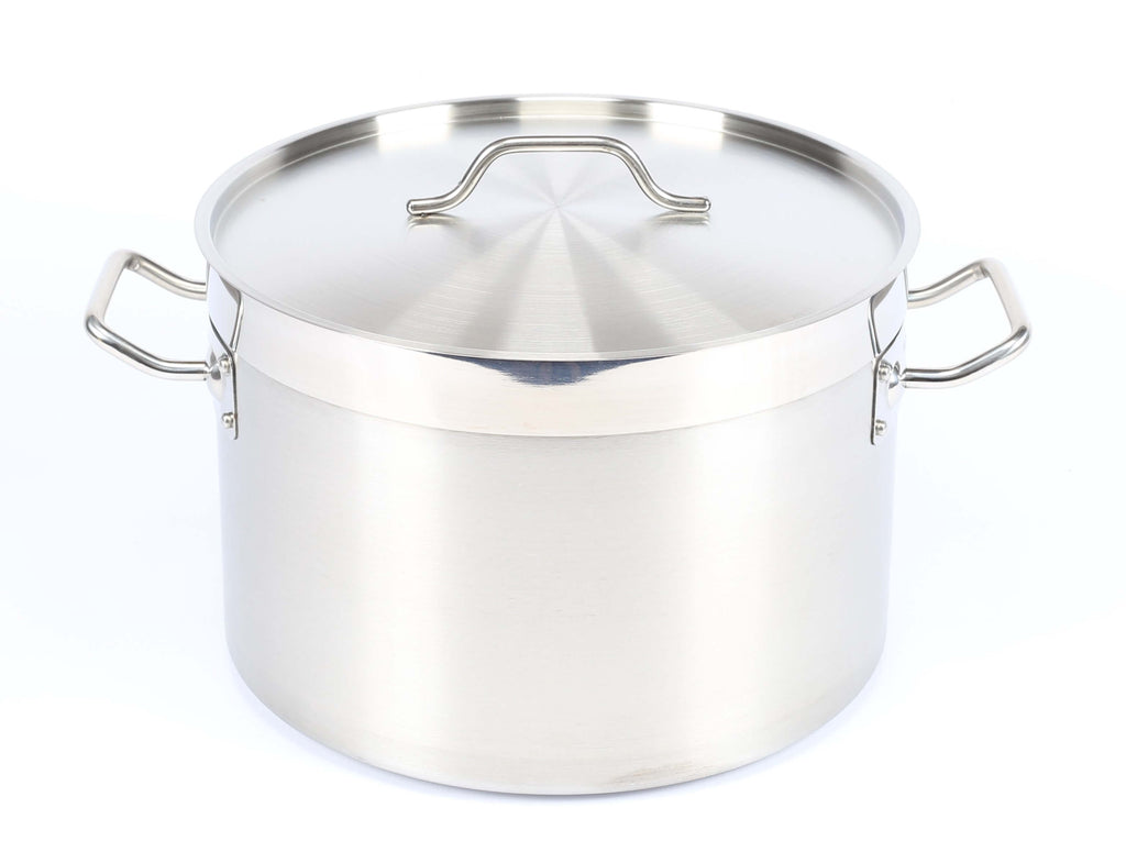 POT S/STEEL CASSEROLE INDUCTION - cater-care