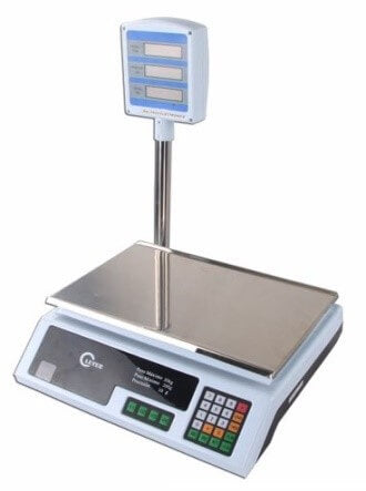 PRICE COMPUTING SCALE - 30KG - cater-care
