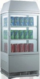 REFRIGERATED SHOWCASE - cater-care