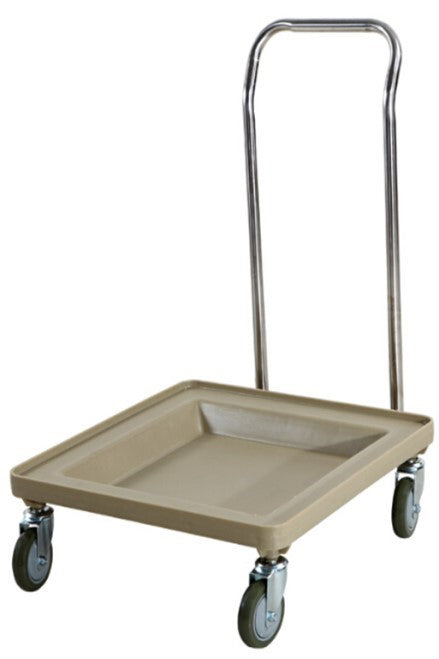 RACK TROLLEY PLASTIC WITH HANDLE - cater-care