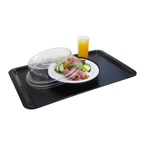 TUFF TRAY RECTANGULAR UTILITY BLACK. NO. 18