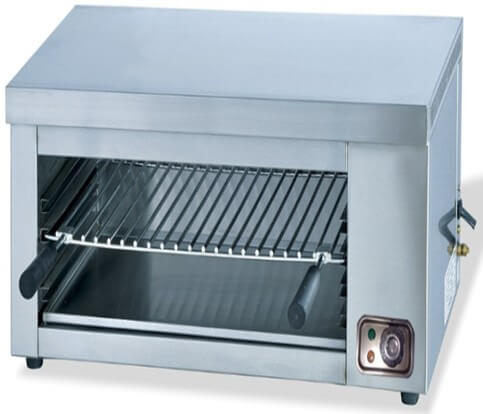 SALAMANDER, ELECTRIC,  2KW - cater-care