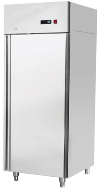 730X845X2130 S/STEEL UPRIGHT REFRIGERATOR GN 1 DOOR - cater-care