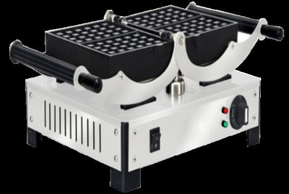 WAFFLE MAKER - RECTANGULAR NEW - cater-care