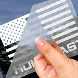 """Hold Fast Flag"" Unisex Decal by HOLD FAST"
