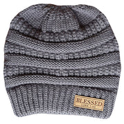 blessed-unisex-religious-beanie-grace-&-truth