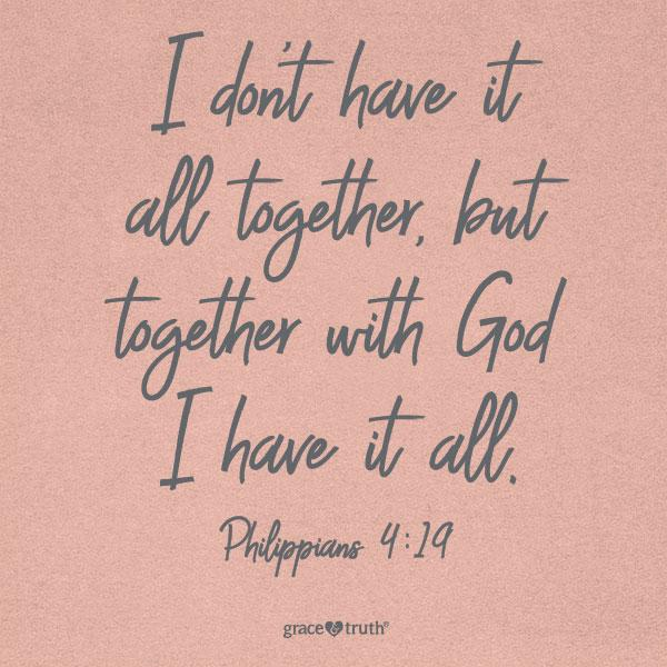 all-together-philippians-4:19--religious-t-shirt-grace-&-truth