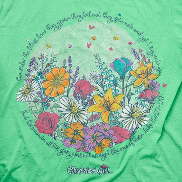 consider-the-lilies--religious-t-shirt-cherished-girl