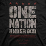 eisenhower-one-nation-under-god--religious-t-shirt-hold-fast