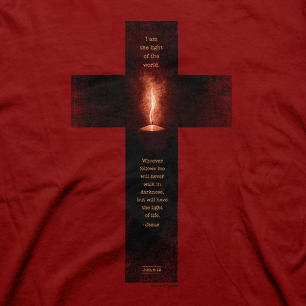 light-of-the-world-cross--religious-t-shirt-kerusso