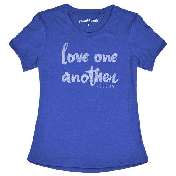 love-womens-religious-t-shirt-grace-&-truth