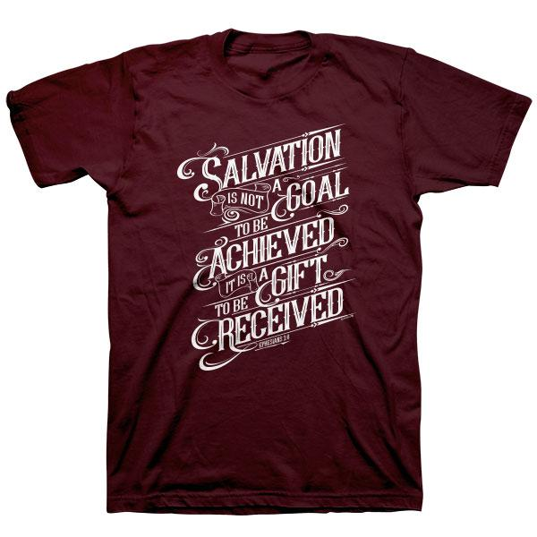 salvation-gift--religious-t-shirt-kerusso
