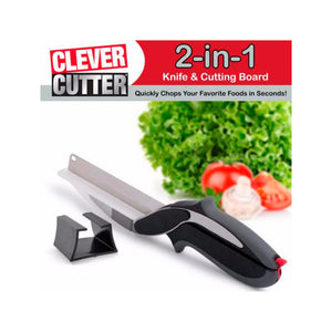 Clever Cutter 2in1 Food Chopper