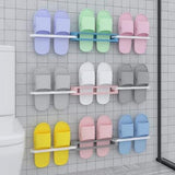 Space Saver - Wall Mounted Slipper Rack-Buy 1 Take 1