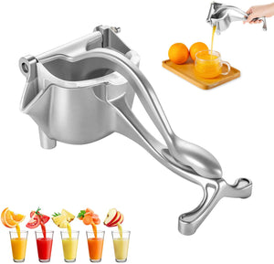 Juicer-Handy Fruit Presser with Free Sealer