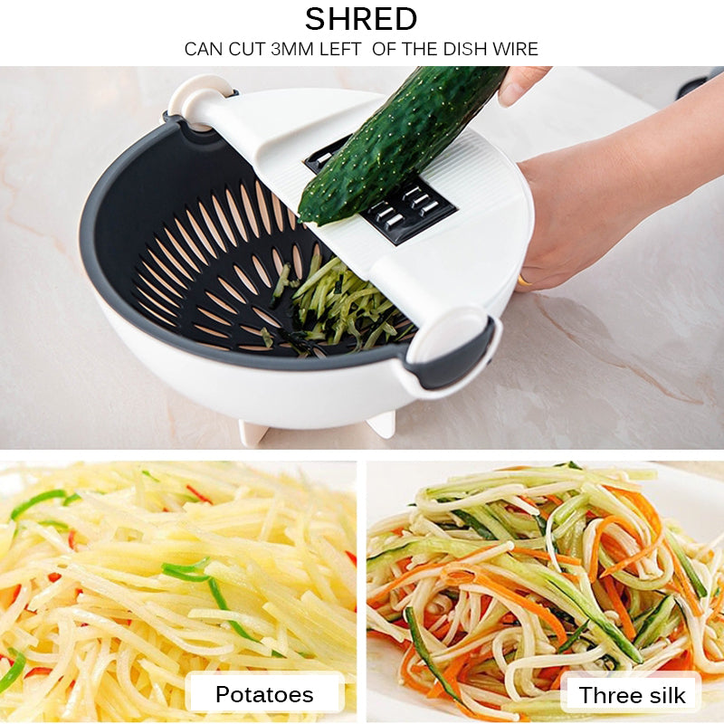 Multifunctional Vegetable Cutter Mandoline Vegetable Slicer