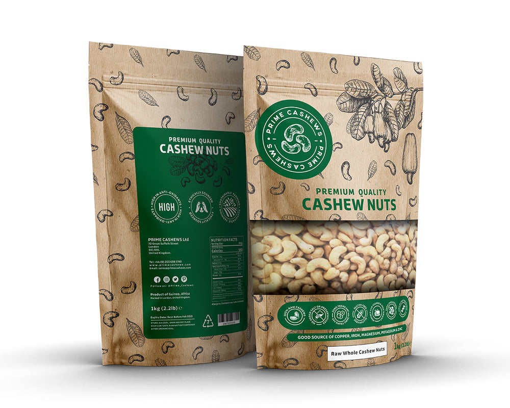 Large Whole Cashew Nuts (1kg)
