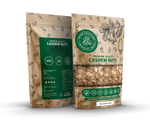 Mixed Size Natural Cashew Nuts (1kg)
