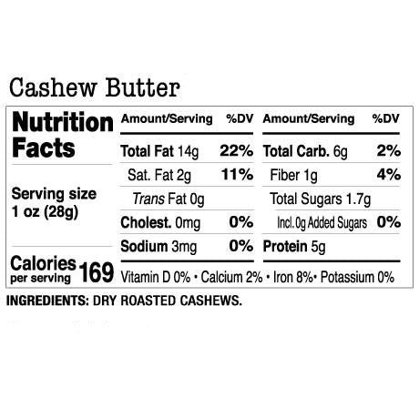 Smooth & Crunchy Cashew Butter Bundle Deal