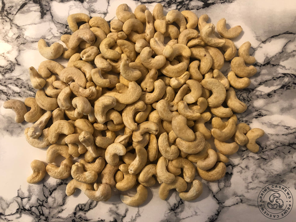 Large Natural Whole Cashew Nuts (1kg)