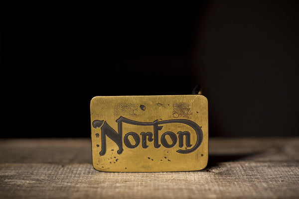 Norton Belt Buckle