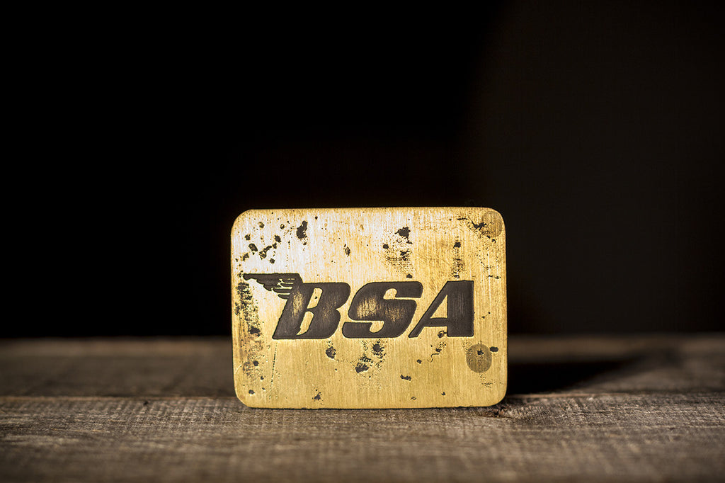 BSA Belt Buckle