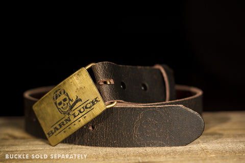 Vintage Sattle Brown Belt