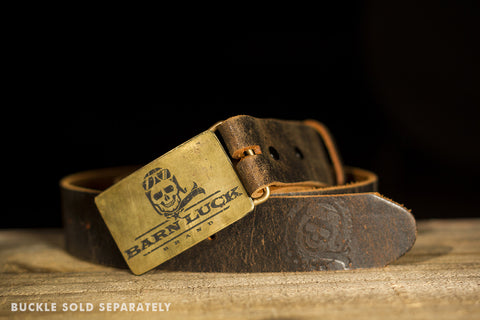 Vintage Light Brown Belt