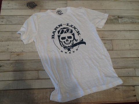 Barn Luck T Distressed