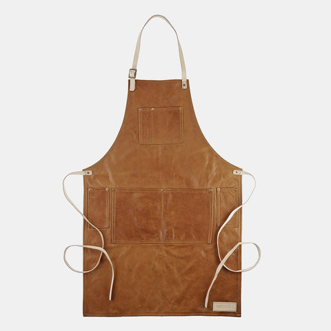 Custom Leather Apron (Made to order)