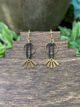 Load image into Gallery viewer, Rum & Coke Earrings