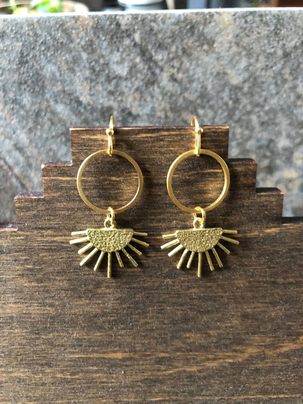 Ray Earrings