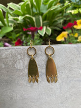 Load image into Gallery viewer, Sidecar Earrings