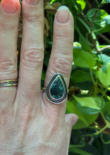 Load image into Gallery viewer, Indonesian Opalized Wood Ring sz 8.25